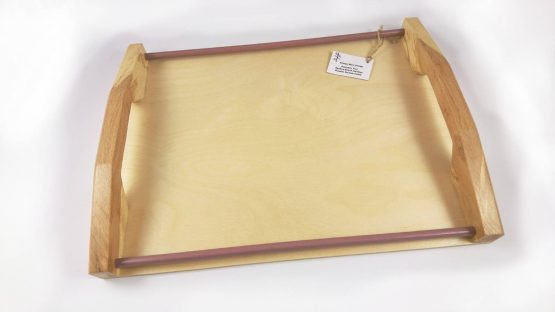 Everyday Tray Pink Rails