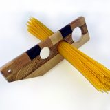 Demonstration of Spaghetti Stick with Pasta